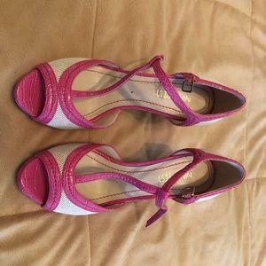 Nine West 3 inch heels